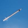 Chirana TBC- Spritzen, 1 ml, 3-teilig, mit integrierter Kanüle 29 G 0,33 x 12 mm (100 Stück)