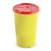 Kanülenabwurfbehälter Dispo 2 l