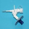 Extra-Spike Air SK Chemo, Stahlkanüle, für Kleinstbehältnisse, 0,2-µm-Belüftungsfilter (50 Stück)