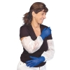 Ärmelschoner/-schutz Vlies weiß (100 Stück)