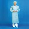 OP-Mantel comfort blau, groß, steril