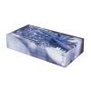 EpidermProtect Nitril Handschuhe metall-blau mittel, geeignet bei Handschuhunverträglichkeit (100 Stück)