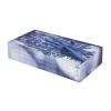 EpidermProtect Nitril Handschuhe metall-blau extra-groß, geeignet bei Handschuhunverträglichkeit (100 Stück)