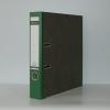 Ordner Leitz Pappe schmale Ausführung, grün