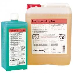 Hexaquart XL 1 l Flächendesinfektion neue Bezeichnung