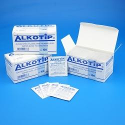 Alkoholtupfer Alkotip (100 Stück)