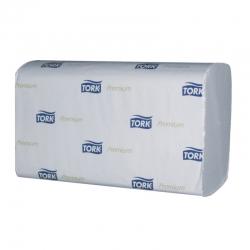 TORK Premium Handtücher hochweiß, 2-lagig (2100 Stück)