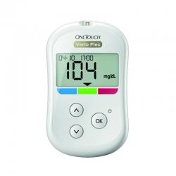 Blutzuckermessgerät One Touch Verio Flex, mg/dl (1 Set)