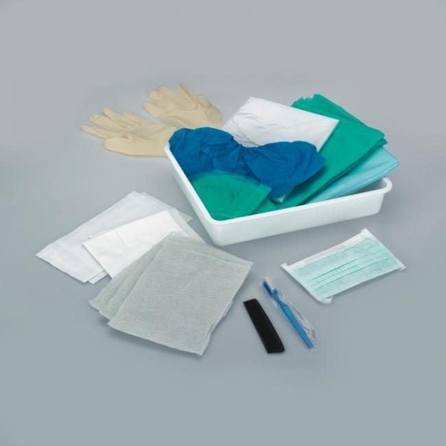 MRSA-Wasch-Set unsteril