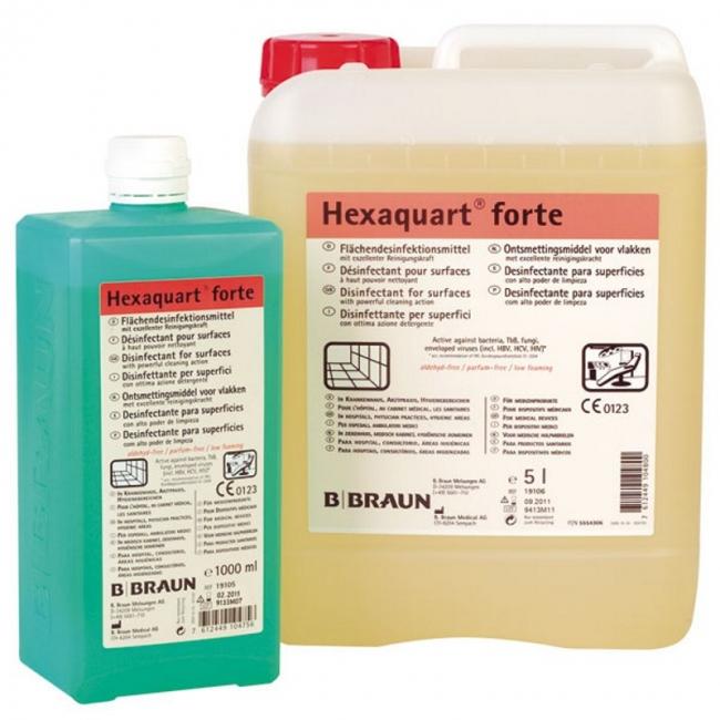 Hexaquart Pure 5 l Flächendesinfektion