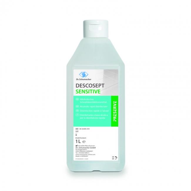 Descosept sensitive 1 l Flächen-Sprühdesinfektion (neue Bezeichnung)