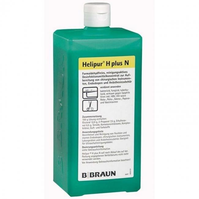 Helipur H PLUS N 1 l Instrumentendesinfektion
