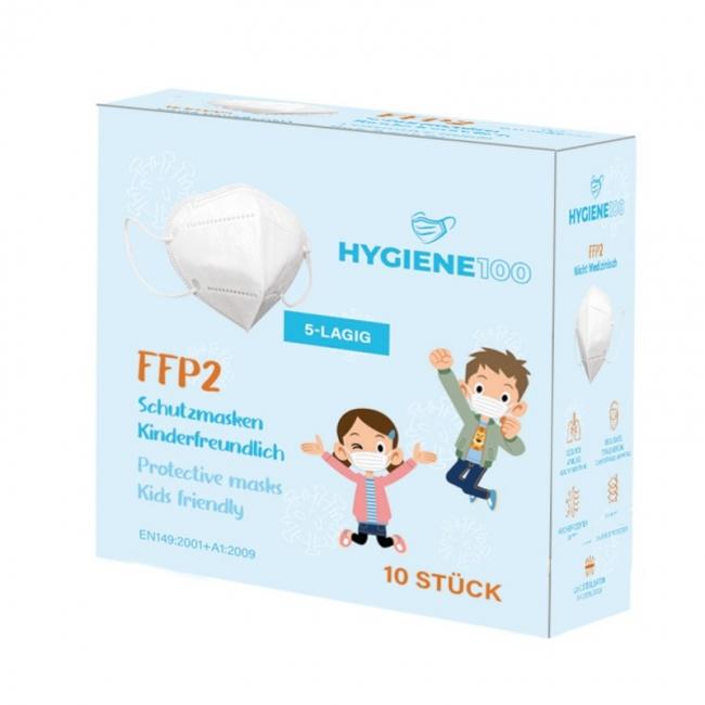 FFP2-Maske für Kinder