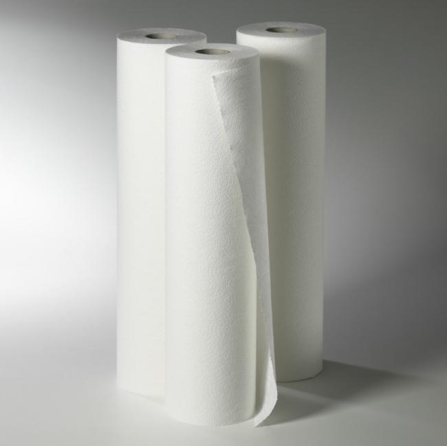 Fripa Medi Tissue 39 cm, weiß, 2-lagig, 50 m (9 Stück)