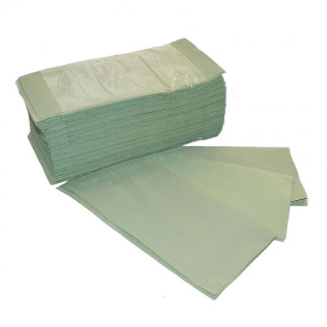 Papierhandtücher Fripa Tissue 24 x 41 cm 2-lagig (24 x 100)