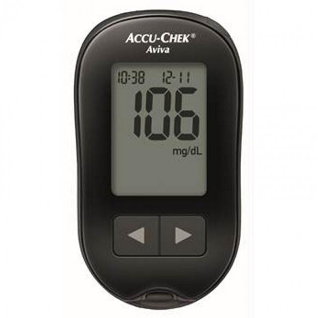 Blutzuckermessgerät Accu-Chek Aviva mg/dl (1 Set)